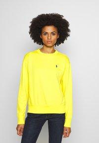 Polo Ralph Lauren - LONG SLEEVE - Bluza - lemon crush - 0