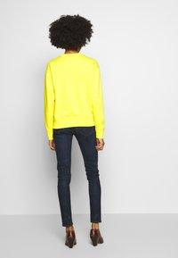 Polo Ralph Lauren - LONG SLEEVE - Bluza - lemon crush - 2