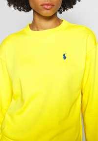 Polo Ralph Lauren - LONG SLEEVE - Bluza - lemon crush - 4