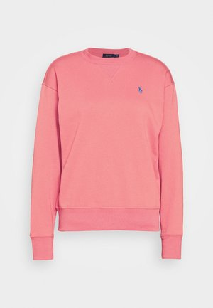 LONG SLEEVE - Felpa - amalfi red