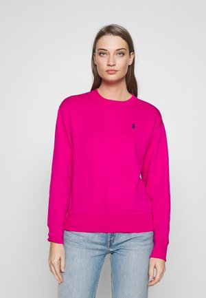 LONG SLEEVE - Sweatshirt - accent pink