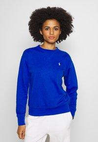 Polo Ralph Lauren - LONG SLEEVE - Sweatshirt - heritage blue - 0