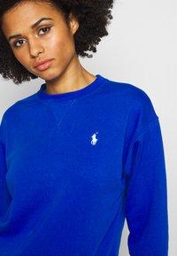 Polo Ralph Lauren - LONG SLEEVE - Sweatshirt - heritage blue - 4