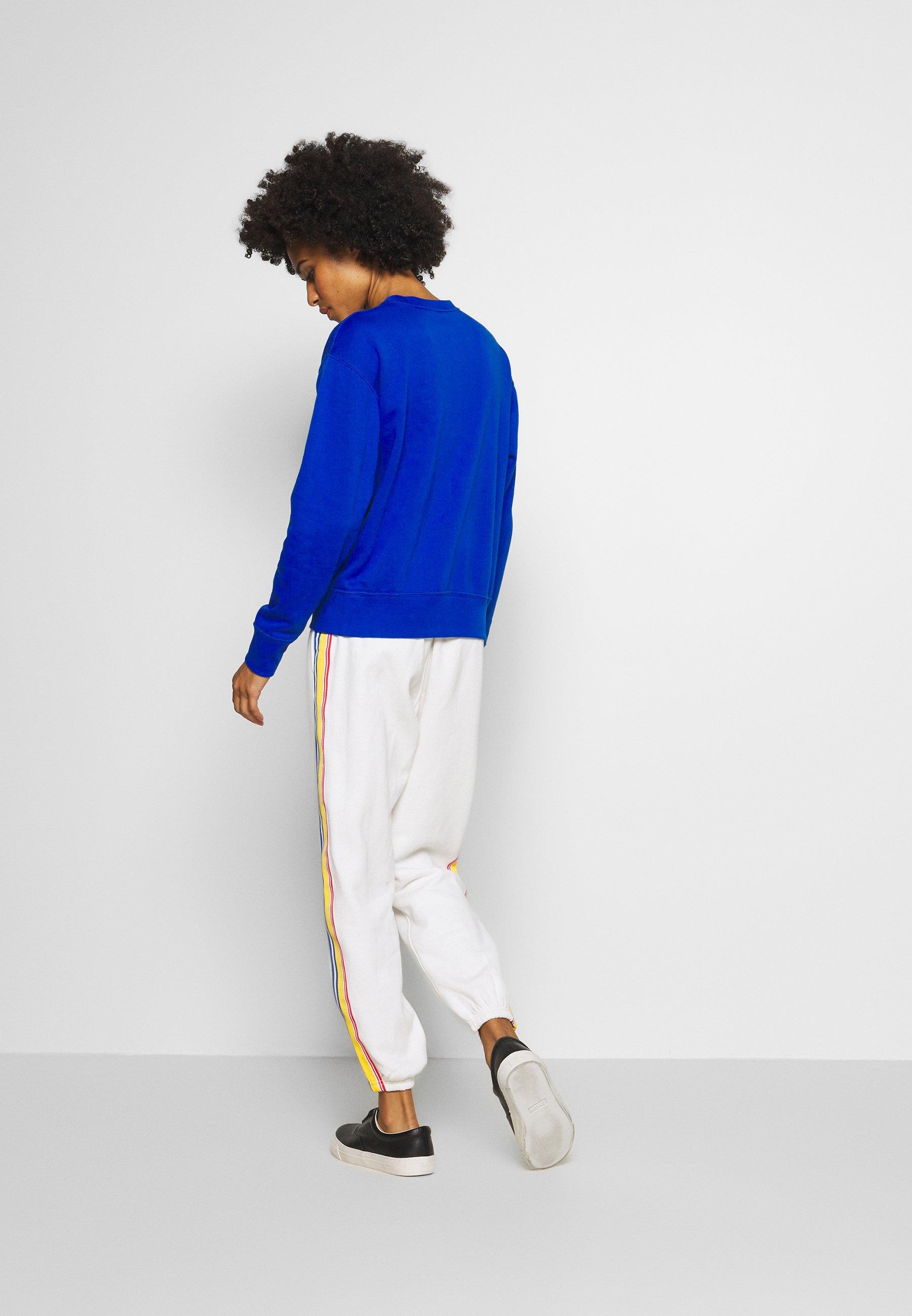 Polo Ralph Lauren Long Sleeve - Sweater Heritage Blue xuj13Xtv