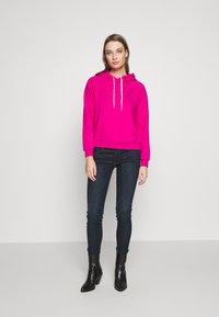 Polo Ralph Lauren - FEATHERWEIGHT - Hoodie - accent pink - 1