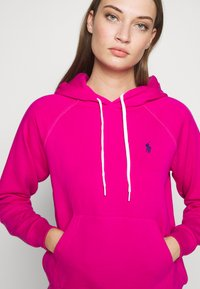 Polo Ralph Lauren - FEATHERWEIGHT - Hoodie - accent pink - 3