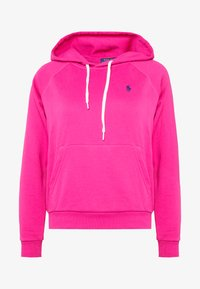Polo Ralph Lauren - FEATHERWEIGHT - Hoodie - accent pink - 4