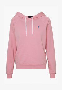 Polo Ralph Lauren - FEATHERWEIGHT - Bluza z kapturem - resort pink - 4
