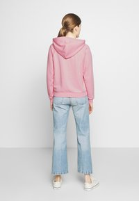 Polo Ralph Lauren - FEATHERWEIGHT - Bluza z kapturem - resort pink - 2