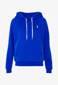 Polo Ralph Lauren - FEATHERWEIGHT - Sweat à capuche - heritage blue - 4