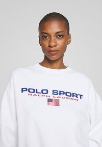 Polo Ralph Lauren - SEASONAL - Sweatshirt - white - 3