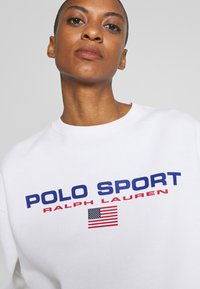 Polo Ralph Lauren - SEASONAL - Sweatshirt - white - 5