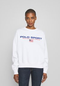 Polo Ralph Lauren - SEASONAL - Sweatshirt - white - 0
