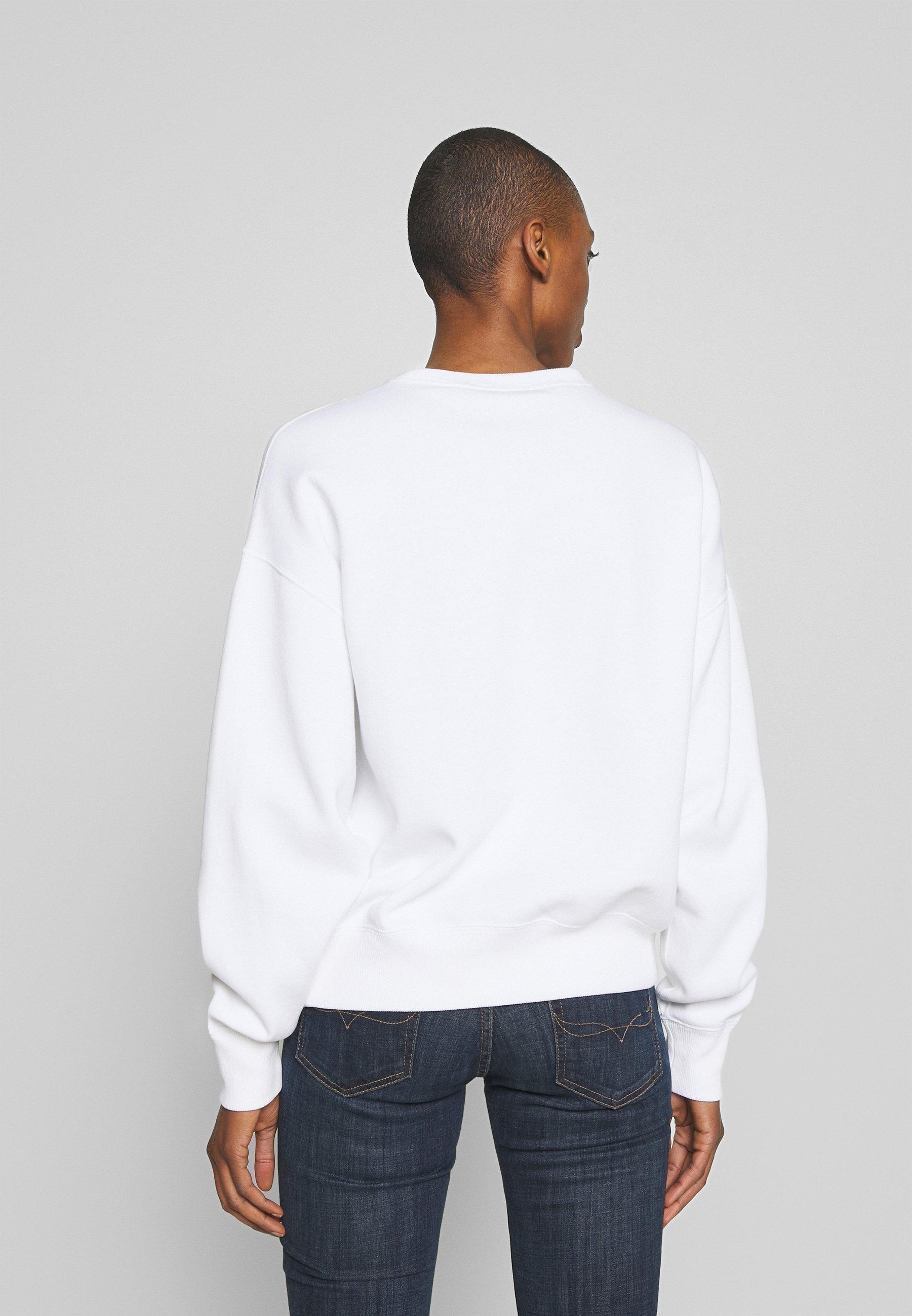 Polo Ralph Lauren SEASONAL - Sweatshirt - white