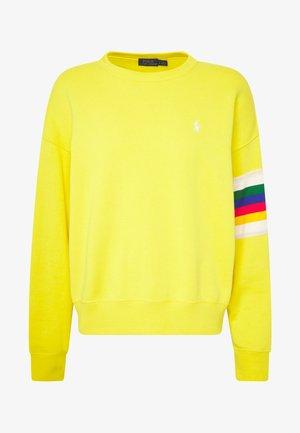 Sweatshirt - lemon crush