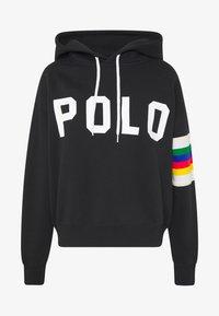 Polo Ralph Lauren - Felpa con cappuccio - black - 5