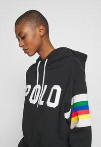 Polo Ralph Lauren - Felpa con cappuccio - black - 4