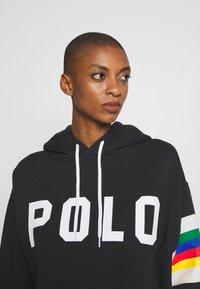 Polo Ralph Lauren - Felpa con cappuccio - black - 3