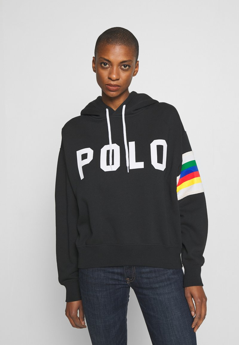 Polo Ralph Lauren - Felpa con cappuccio - black