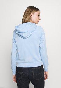 Polo Ralph Lauren - LONG SLEEVE  - Felpa aperta - elite blue - 2