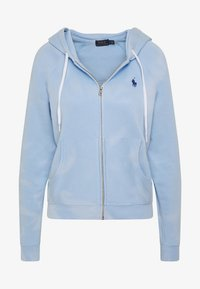 Polo Ralph Lauren - LONG SLEEVE  - Zip-up hoodie - elite blue - 4