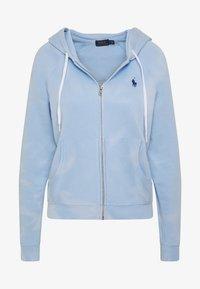 Polo Ralph Lauren - LONG SLEEVE  - Hoodie met rits - elite blue - 4
