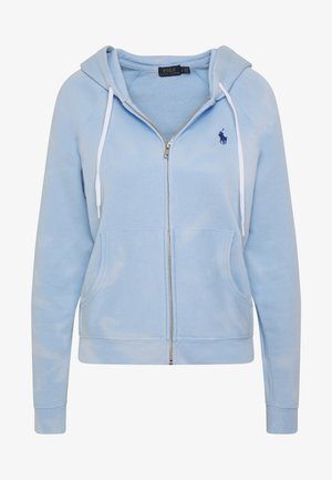 LONG SLEEVE  - Sudadera con cremallera - elite blue