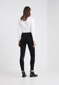 Polo Ralph Lauren - JOD - Leggings - polo black - 2