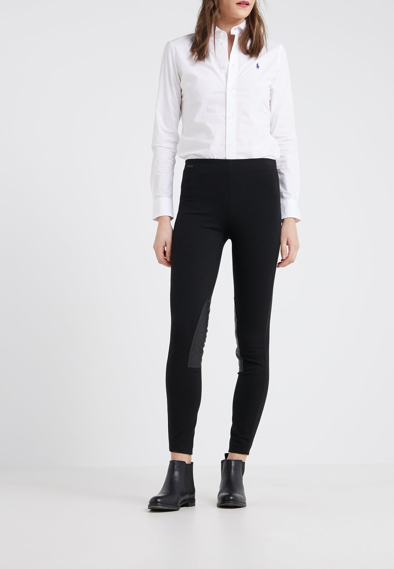 Polo Ralph Lauren - JOD - Leggings - polo black