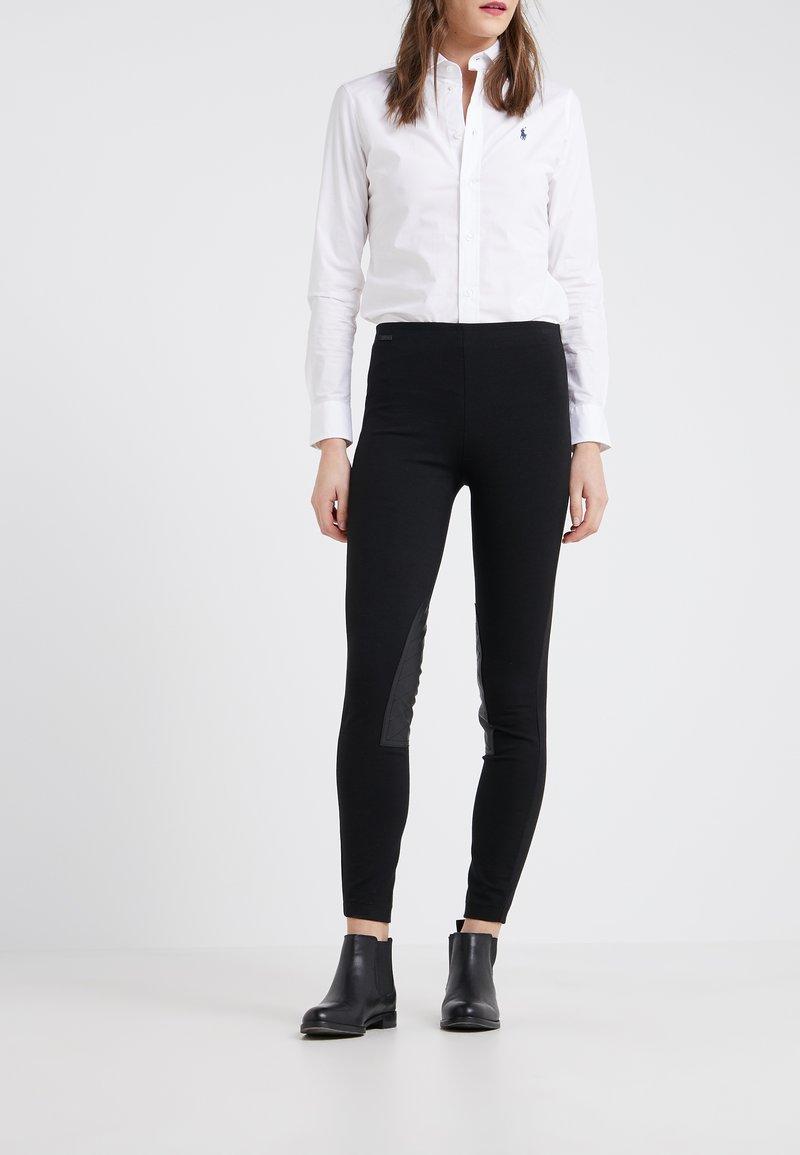 Polo Ralph Lauren - JOD - Legging - polo black