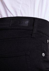 Polo Ralph Lauren - SUPER SKINNY - Jean slim - black - 4