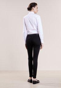 Polo Ralph Lauren - SUPER SKINNY - Jean slim - black - 2