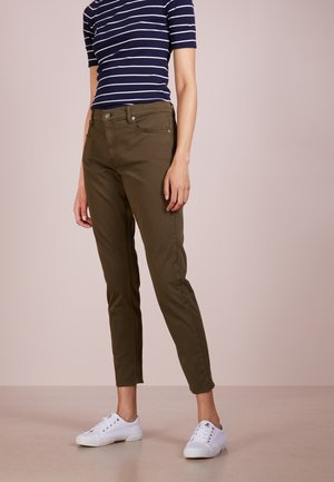 ALLEN WASH - Trousers - olive