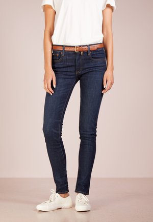 SERRET - Jeans Skinny - dark indigo