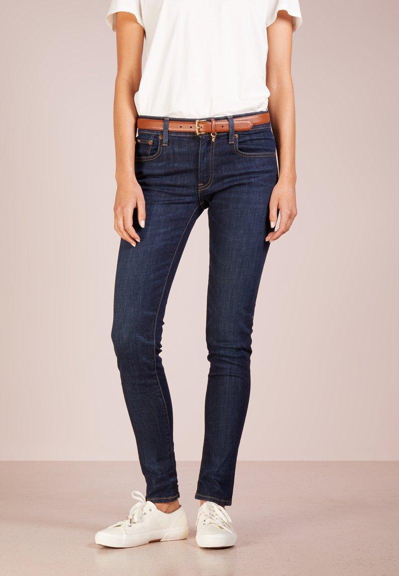 Polo Ralph Lauren - SERRET - Jeans Skinny Fit - dark indigo