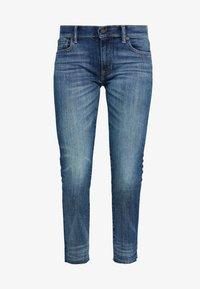 Polo Ralph Lauren - ROSALEEN - Jeans Skinny Fit - dark indigo - 3