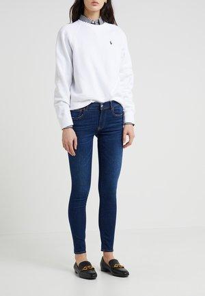 DAWN WASH - Jeans Skinny Fit - medium indigo