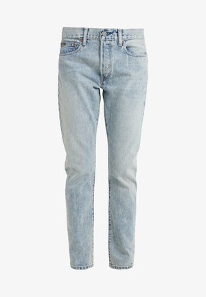 LOUISA WASH - Jeans slim fit - light indigo
