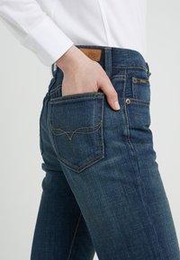 Polo Ralph Lauren - DANIKA - Jeans a sigaretta - dark indigo - 4