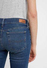 Polo Ralph Lauren - SARLA - Jeans Skinny Fit - medium indigo - 5