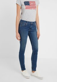 Polo Ralph Lauren - SARLA - Jeans Skinny Fit - medium indigo - 0