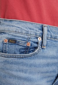 Polo Ralph Lauren - CLEARVIEW WASH - Jeans Skinny Fit - light indigo - 5