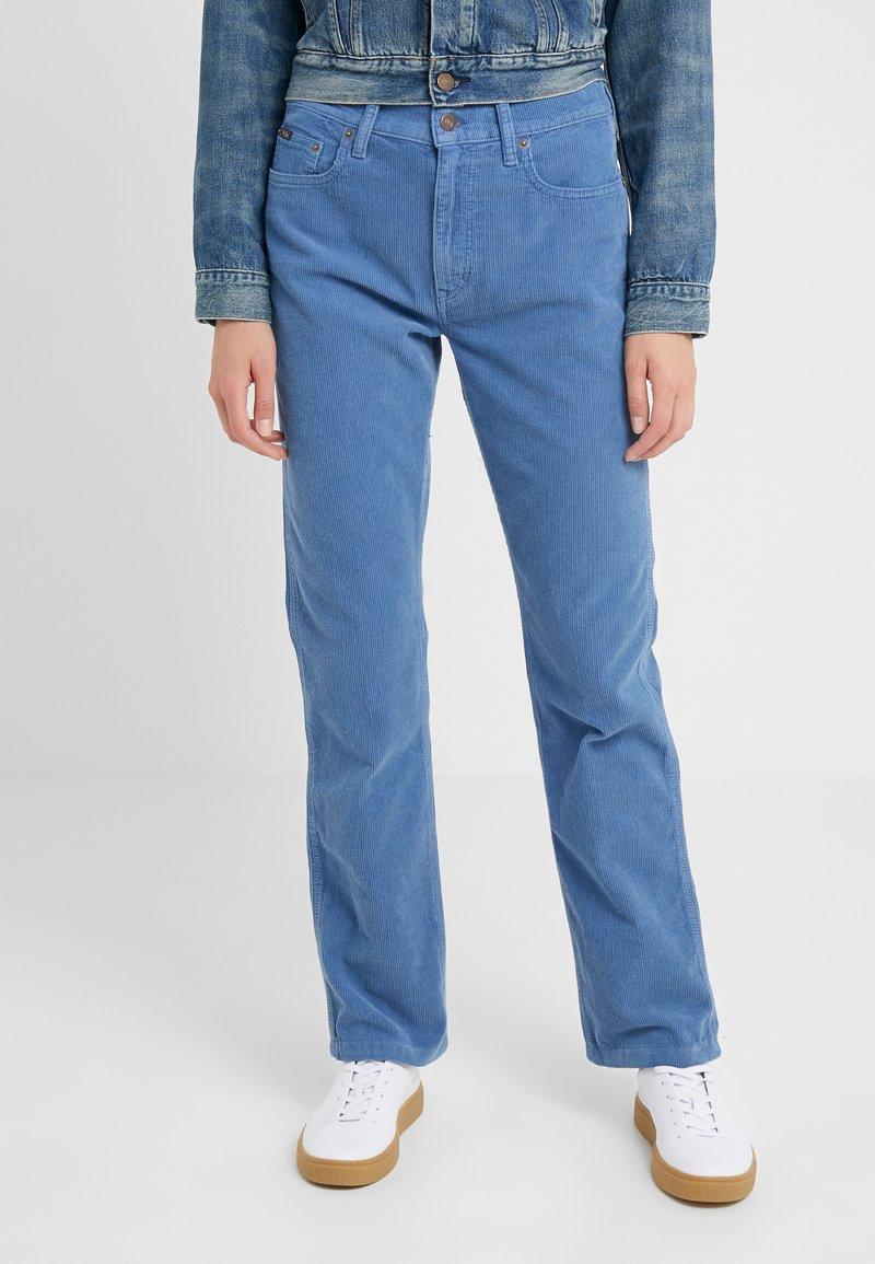 Polo Ralph Lauren - RUSKIN - Pantaloni - indigo sky