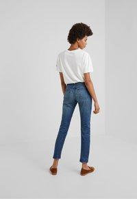 Polo Ralph Lauren - HEATHERS - Jeans slim fit - medium indigo - 2