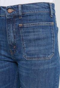 Polo Ralph Lauren - JENN - Flared Jeans - dark indigo - 3