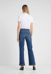 Polo Ralph Lauren - JENN - Flared Jeans - dark indigo - 2