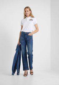 Polo Ralph Lauren - JENN - Flared Jeans - dark indigo - 1