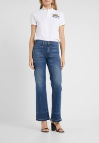 Polo Ralph Lauren - JENN - Flared Jeans - dark indigo - 0