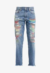 Polo Ralph Lauren - KEARNIE WASH - Jeans Skinny Fit - medium indigo - 4
