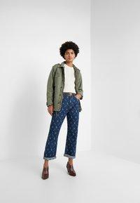 Polo Ralph Lauren - KYLES - Jeans a zampa - dark indigo - 1